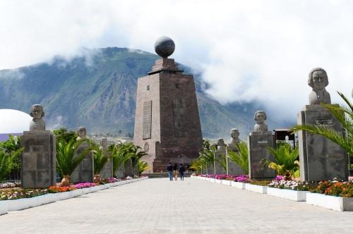 Pomnik Mitad del Mundo