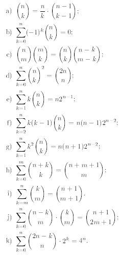 dowody kombinatoryczne