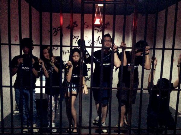uwięzieni