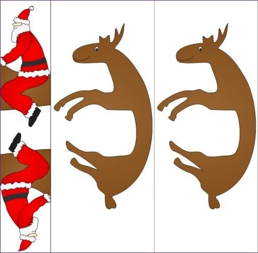 zagadka o Mikołaju (konie)
