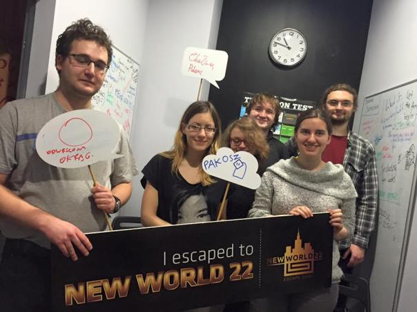 New World 22 - Morderstwo w barze
