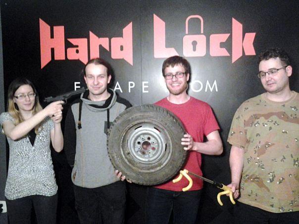 Hard Lock - Kret w mafii (1)