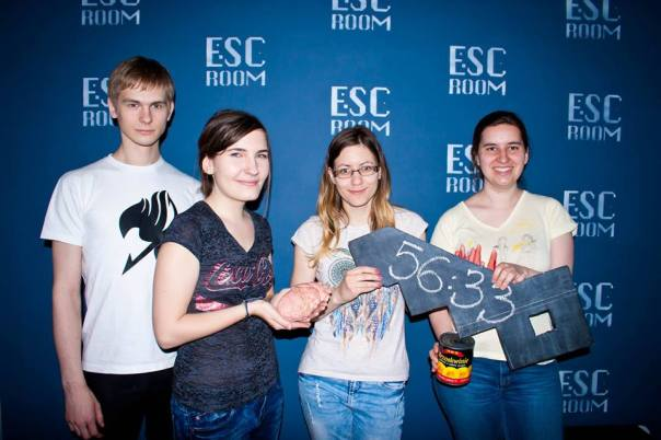 ESCroom (Se7en)
